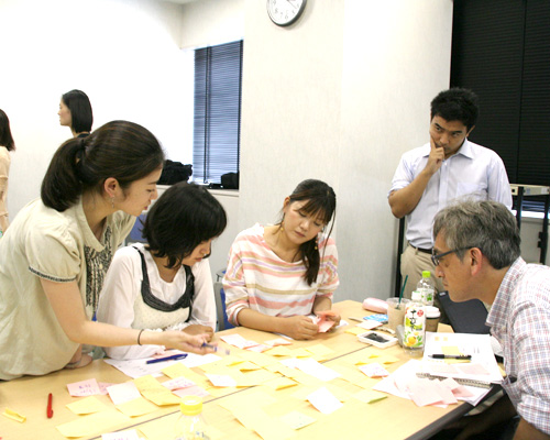 Social Business Creating Workshop